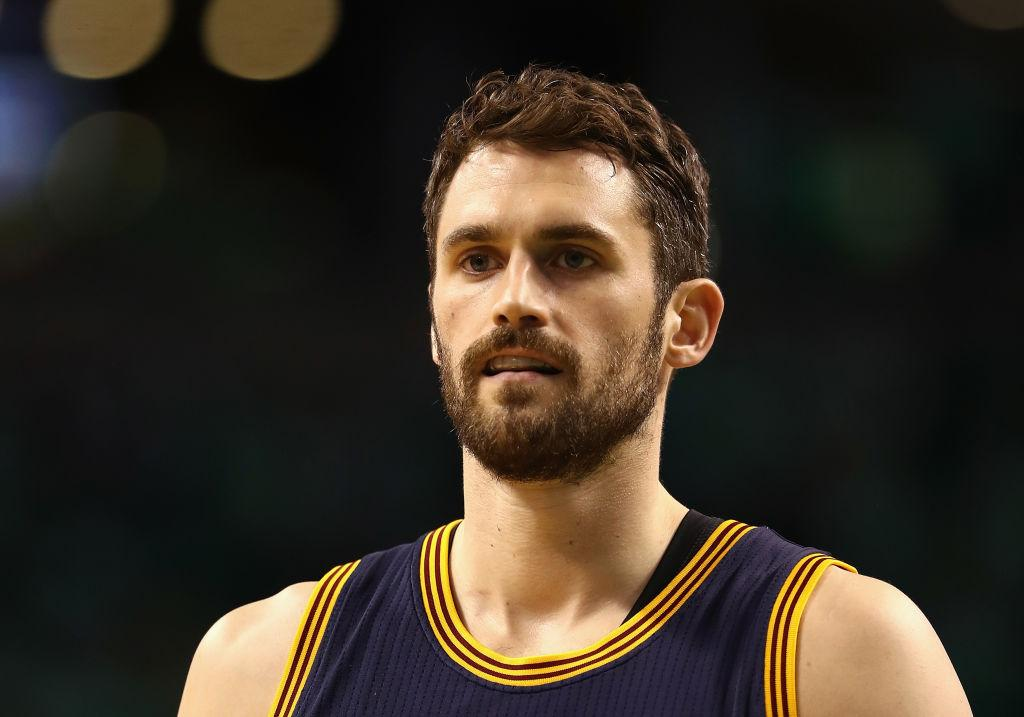 Kevin Love Cavs Not Underdogs In NBA Finals