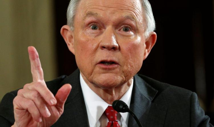 KING Coretta Scott King Warned The US About Jeff Sessions NY