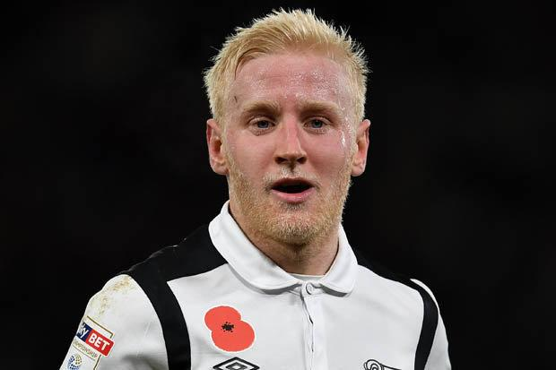 Liverpool News: Will Hughes Snubs Derby Deal   Daily Star