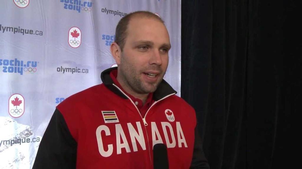 Manuel OsborneParadis Member Of The Canadian Mens Alpine Ski