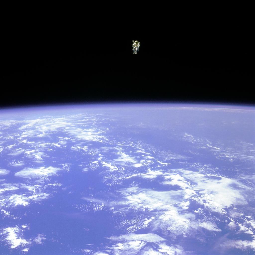 NASA Remembers Astronaut Bruce McCandless II NASA