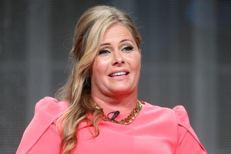 Nicole Eggert Got A Boob Job Because She Was competitive NY