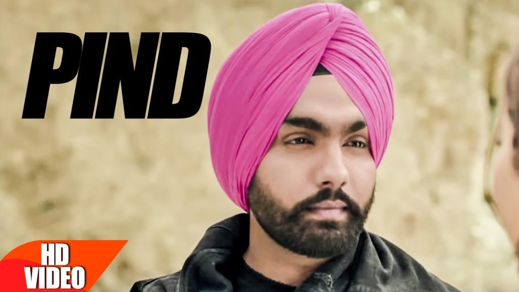 Pind Full Song Ammy Virk Chandigarh Diyan Kudiyan Punjabi