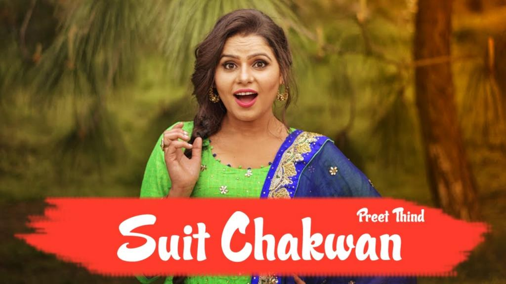 Preet Thind Suit Chakwan Full Video Bunty Bains Productions