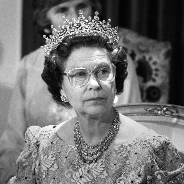 Queen Elizabeth II 63 Years In 63 Pictures BBC News