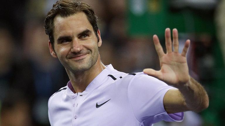 Roger Federer Enjoying Renaissance In Form And Is Now Set For Paris