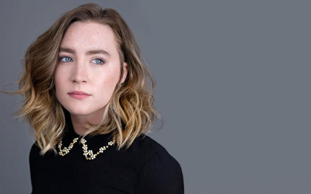 Saoirse Ronan On Brooklyn And Her Own Irish-American Journey