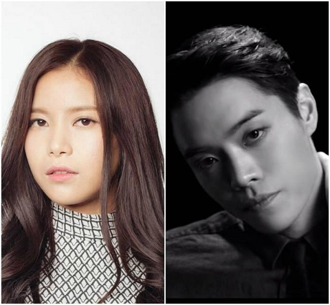 Singersongwriter Eddy Kim To Team Up With MAMAMOOs Solar For