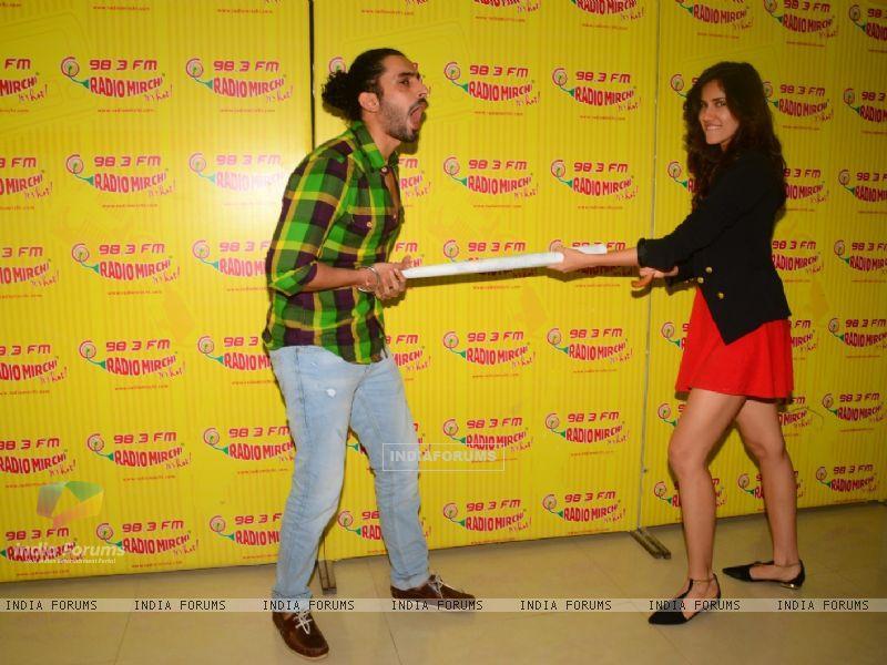 Sonali Sehgal Sonali Sehgal And Sunny Singh Nijjar At The