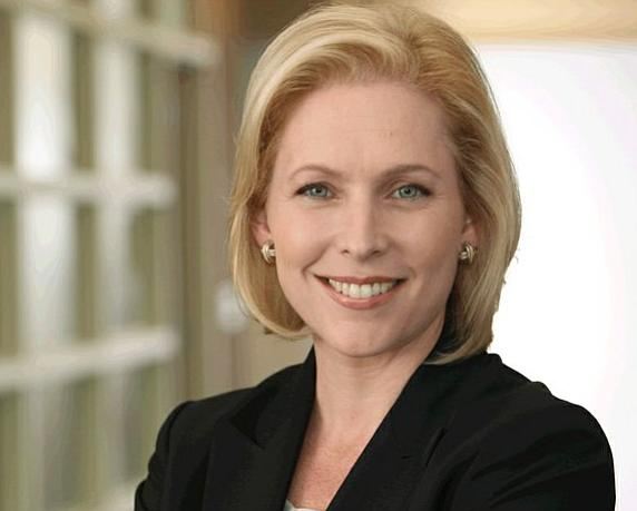 US Sen Kirsten Gillibrand Holds Town Hall Meeting In Bronx New